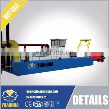 "hydraulic mud pump cutter suction dredgers 8"" - 20"" sand dredger"