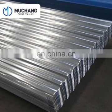 zinc coated 60g to 180g Iron roof sheets