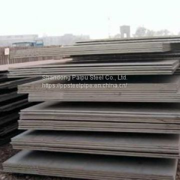 Ar450 Steel Plate Resistant Sa387gr22 Boiler Construction Machinery