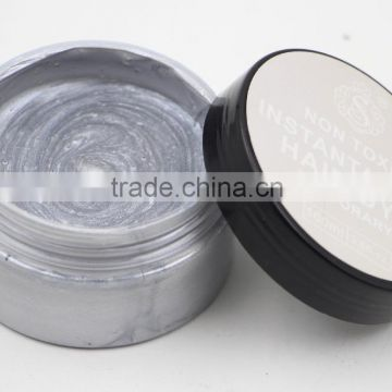 Hair Dye Cream Disposable Temporary hair dye in cans 6 colors