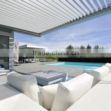 Brustor Bioclimatic Pergola With Rotary Louvers Models B 150 B 150 Xl B 200 B 200 Xl Of Pergola Awnings From China Suppliers 132423097