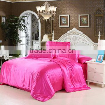 Cheap Luury Bedding Sets Silk Quilt Duvet Cover Sets Full Queen King Size Bedding Sets Many Luury Bedding Patterns.