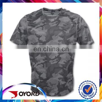 New style custom wholesale striped t-shirt