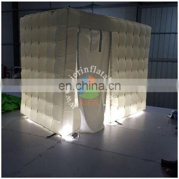 2016 Guangzhou AIER hot white small inflatable tent price indoor