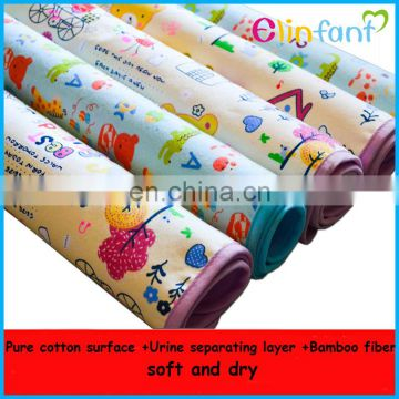cotton waterproof baby urine pad