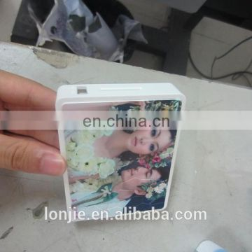 cell phone case -printing machine with DIY design
