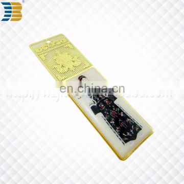 wholesale unique design custom folk art metal bookmark