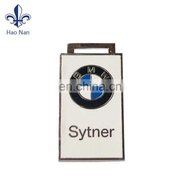 Cheap Custom Metal Badge No Minimum Order For Business Use