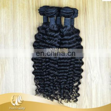 Top Quality Natural Color Bohemian Curl Human Hair Weave Wholesale Human Hair.