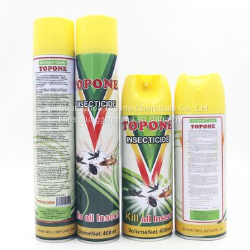 Eco Friendly Insecticide Spray