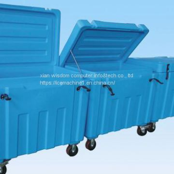 310 L Dry Ice Cooler Box ABS