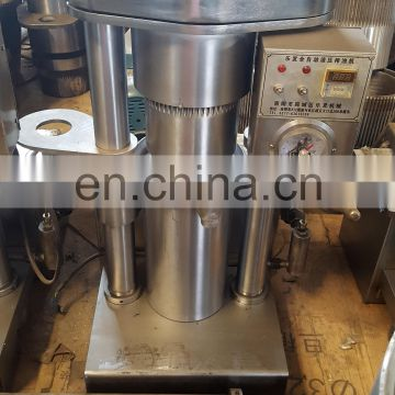 Hydraulic sesame seeds oil making machinery for cooking oil