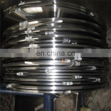 BA 2B 0.8mm 201 Stainless Steel Strips
