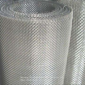 Quality  Certified 304/316L Plain/Twill Weave  Stainless Steel Wire Mesh