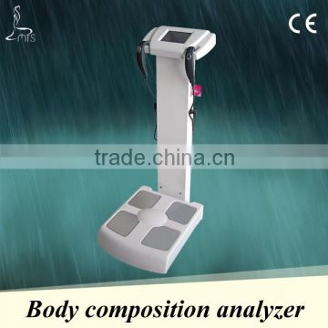 Health analyzer machine,8-inch LCD touchscreen,can detecet various elements of human body and analyse human health status