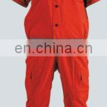 EN471 High Visibility Reflective Safety Coveralls