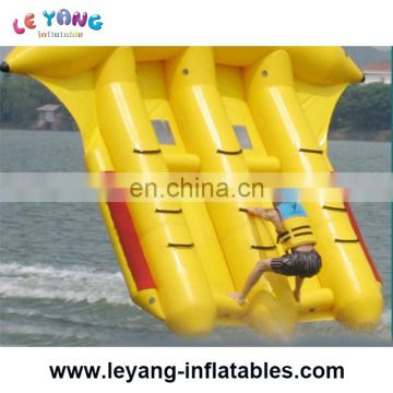 Water Sport Game Towable Inflatable Fly Fish Tube