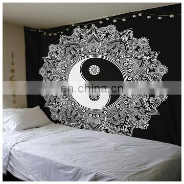 India manufactures round mandala beach throw india