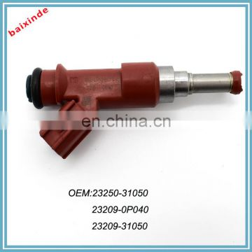 Baixinde brand Fuel Injection Kits 23250-31050 Avalon Camry RAV4 Lexus RX350 ES350 3.5L V6 Fuel Injection Nozzle