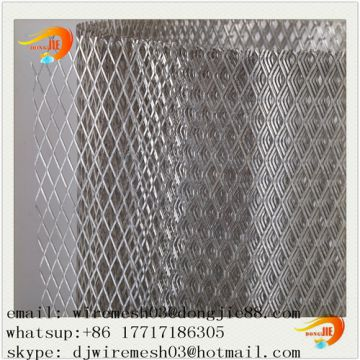 ISO certification Aluminium Mesh Ceiling fabrication