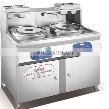 Stainless Steel Factory Price Pasta Boiler Machine Gas Noodle Cooking Machine/ Pasta Cooker