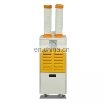 Portable industrial air conditioner for outdoors