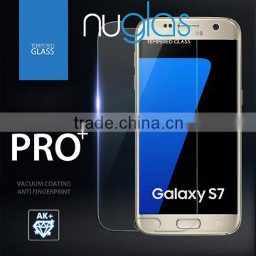 mobil phone display nuglas tempered glass screen protector 9 for samsung s7 for iphone 6s for iphone 6