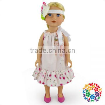 "New Beautiful Handmade Party Clothes Fashion Dress for American 18"" Doll Fairy Baby Girls Doll Dresses"
