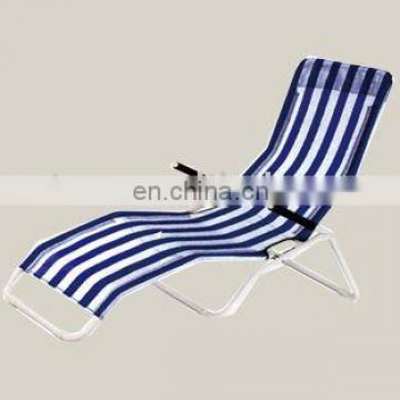Comfortable outdoor lounge chair