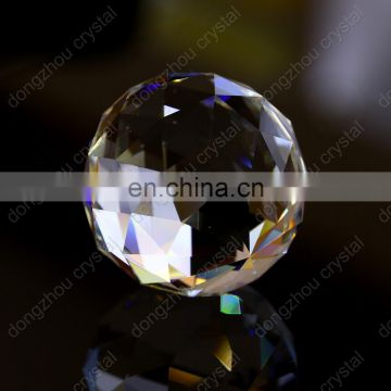 Hanging glass crystal ball for crystal chandeliers parts