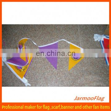 cheap flying cotton bunting