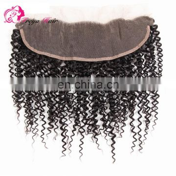 Brazilian bulk hair extensions without weft lace closure with baby hair