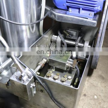 hot selling soybean oil presser olive oil making oil extraction machine