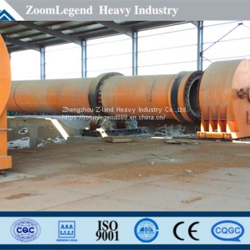 High Output Ceramic Sand Rotary Kiln For Sale