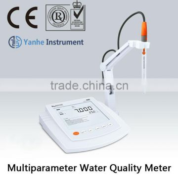 Bante900 Multiparameter Water Quality Meter pH/ORP/Ion/Conductivity/TDS/Salinity/Resistivity/Dissolved Oxygen meter                                                                                                         Supplier's Choice