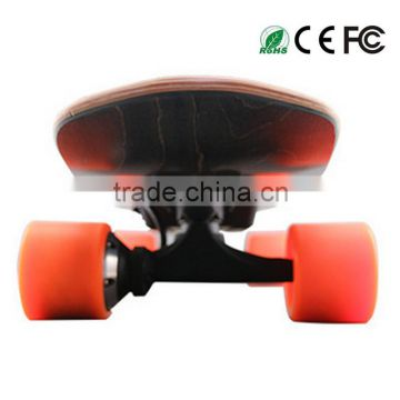 2016 Latest 4 Wheel mini electric skateboard made in China,cheap customized oem electric skateboard