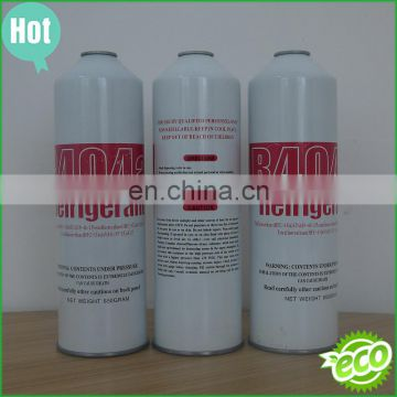 Hot sale HFC refrigerant gas R404a