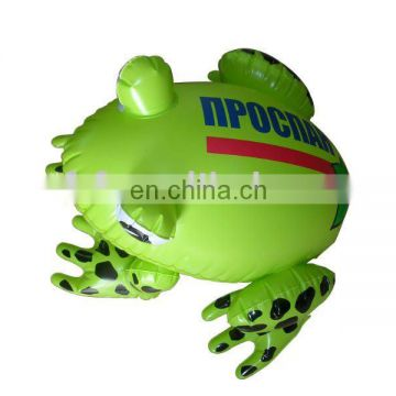 Inflatable promotional animal toy