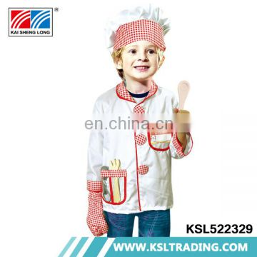 Nice design hot items cosplay cook boys children costume