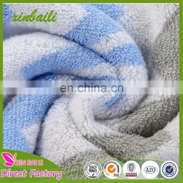 Alibaba china supplier New design rainbow towels