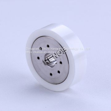 Hard Sodick White ceramic capstan roller(Sodick EDM wear parts) with high quality