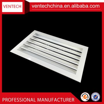 air conditioner louver wall weather louver factory