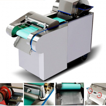 220v/380v Leeks, Strip Spinach Cutter Vegetable Cutting Machine