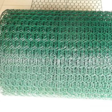 Chicken Wire Mesh Hot Dipped Galvanized Black Wire Mesh