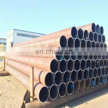 ST52/SAE1518/Q345B China Tianjin Thick Wall Heavy Wall Competitive Seamless Carbon Steel Pipe Price Per Ton