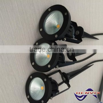 Good quality COB LED 7W waterproof ip65 garden lights