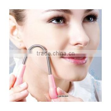 Women face facial hair removal device Epilator Hair Remover defeatherer