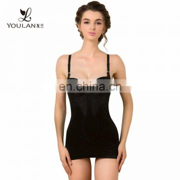 Double Powernet Material Women Waist Shaping body slimming shaper corset