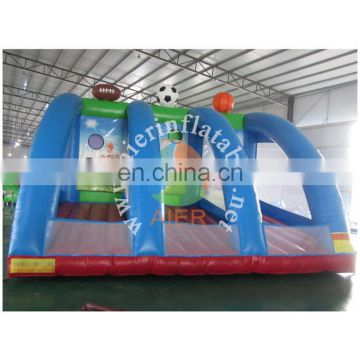 2016 inflatable water basketball game