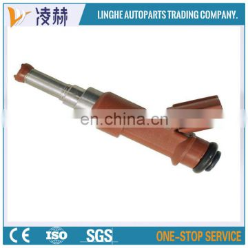 Remanufactured japan genuine fuel injectors fuel spray oil